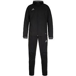 adidas Condivo 16 Trainingsanzug Herren schwarz / grau