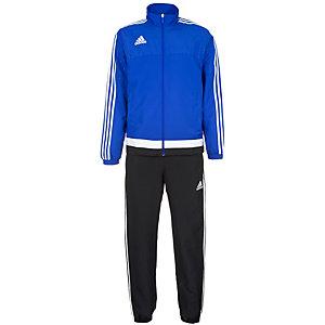 adidas Tiro 15 Trainingsanzug Herren blau / weiß