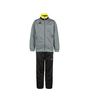 adidas Condivo 16 Trainingsanzug Kinder grau / schwarz