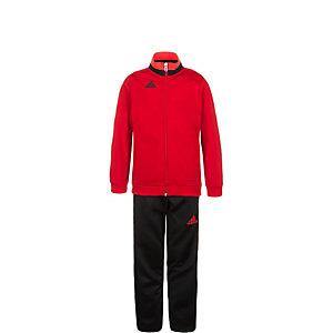 adidas Condivo 16 Trainingsanzug Kinder rot / schwarz
