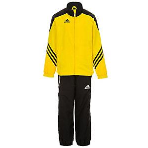 adidas Sereno 14 Trainingsanzug Kinder gelb / schwarz