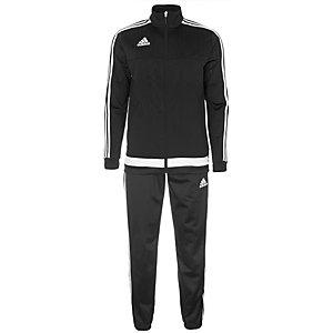 adidas Tiro 15 Trainingsanzug Herren schwarz / weiß