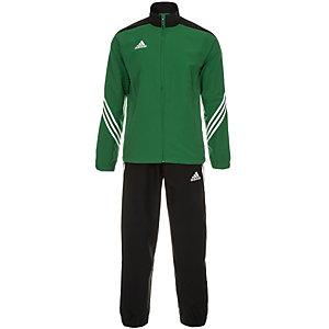 adidas Sereno 14 Trainingsanzug Herren grün / schwarz