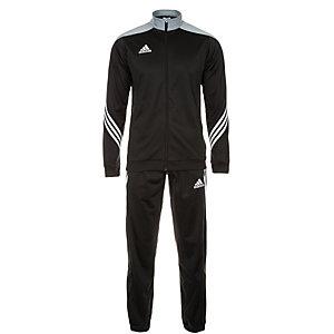 adidas Sereno 14 Trainingsanzug Herren schwarz / weiß