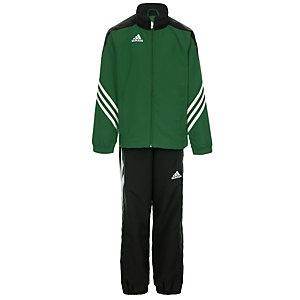 adidas Sereno 14 Trainingsanzug Kinder grün / schwarz