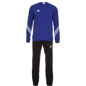 adidas Sereno 14 Trainingsanzug Herren blau / schwarz