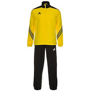 adidas Sereno 14 Trainingsanzug Herren gelb / schwarz