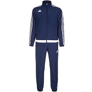 adidas Tiro 15 Trainingsanzug Herren dunkelblau / weiß