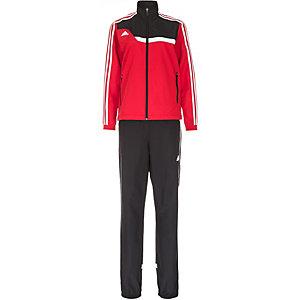 adidas Tiro 13 Trainingsanzug Damen rot / weiß / schwarz