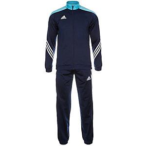 adidas Sereno 14 Trainingsanzug Herren blau / hellblau