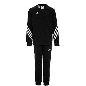adidas Sereno 14 Trainingsanzug Kinder schwarz / weiß
