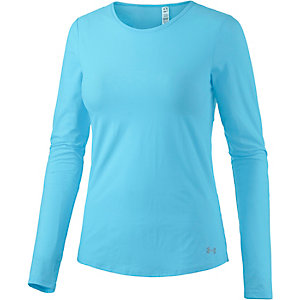 Under Armour Coolswitch Funktionsshirt Damen hellblau