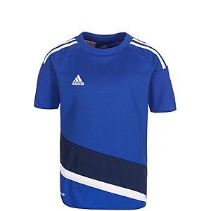 adidas Regista 16 Fußballtrikot Kinder blau / dunkelblau