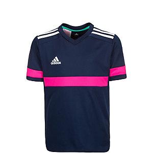 adidas Konn 16 Fußballtrikot Kinder dunkelblau / pink