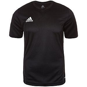 adidas Core 15 Funktionsshirt Herren schwarz / weiß