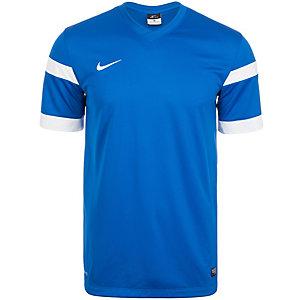 Nike Trophy II Fußballtrikot Herren blau / weiß