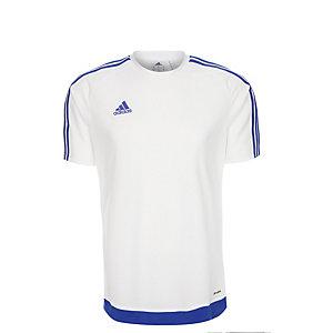 adidas Estro 15 Fußballtrikot Kinder weiß / blau