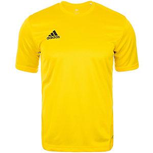 adidas Core 15 Funktionsshirt Herren gelb / schwarz
