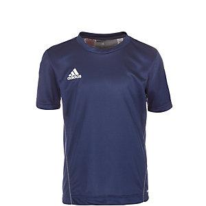 adidas Core 15 Funktionsshirt Kinder dunkelblau / weiß
