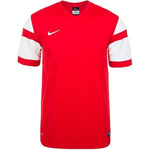 Nike Trophy II Fußballtrikot Herren rot / weiß