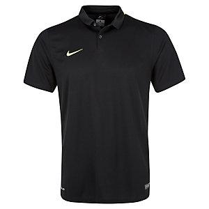 Nike Challenge Fußballtrikot Herren schwarz / lime