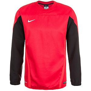 Nike Shell Funktionsshirt Herren rot / schwarz