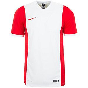 Nike Park Derby Fußballtrikot Herren rot / weiß
