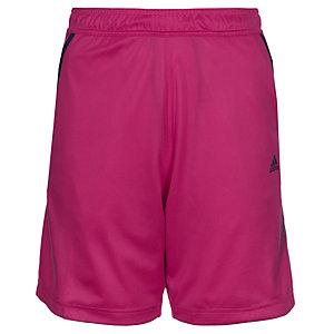 adidas Samba Fußballshorts Herren pink