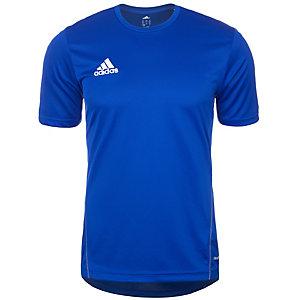 adidas Core 15 Funktionsshirt Herren blau / weiß