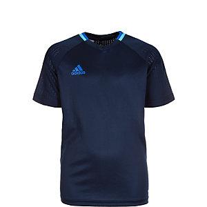 adidas Condivo Funktionsshirt Kinder dunkelblau / blau