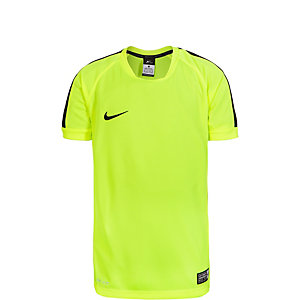 Nike Squad 15 Flash Funktionsshirt Kinder lime / schwarz