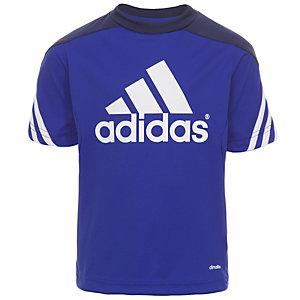 adidas Sereno 14 Funktionsshirt Kinder blau / dunkelblau