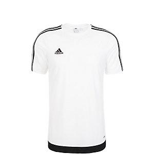 adidas Estro 15 Fußballtrikot Kinder weiß / schwarz