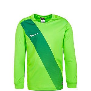 Nike Sash Fußballtrikot Kinder grün / weiß