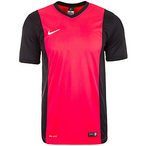 Nike Park Derby Fußballtrikot Herren neonrot / schwarz