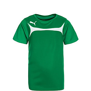 PUMA Esito 3 Funktionsshirt Kinder grün / weiß