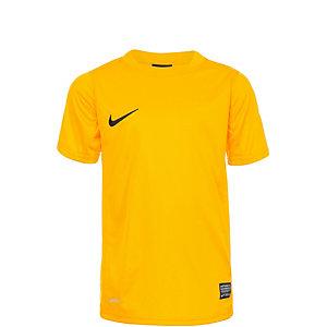 Nike Park V Fußballtrikot Kinder gelb / schwarz