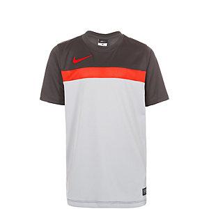 Nike Funktionsshirt Jungen weiß / orange
