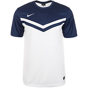 Nike Victory II Fußballtrikot Herren weiß / dunkelblau