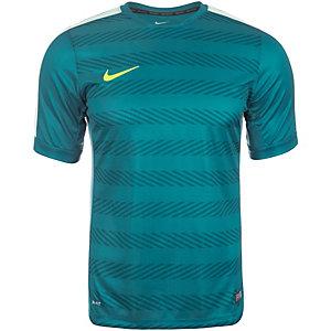 Nike Squad Premium Fußballtrikot Herren blau / mint