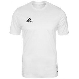 adidas Core 15 Funktionsshirt Herren weiß / schwarz