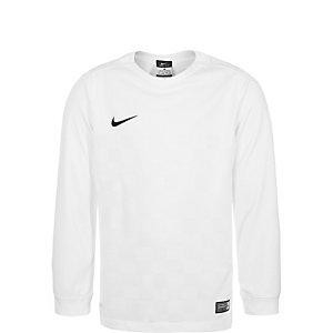 Nike Energy III Fußballtrikot Kinder weiß / schwarz