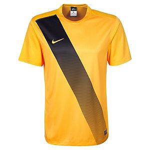 Nike Sash Fußballtrikot Herren gold / schwarz