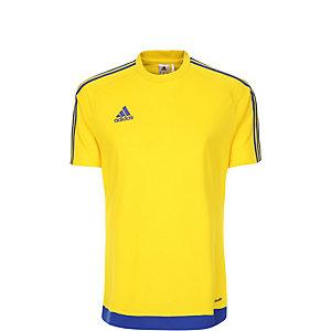 adidas Estro 15 Fußballtrikot Kinder gelb / blau