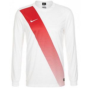 Nike Sash Fußballtrikot Herren weiß / rot