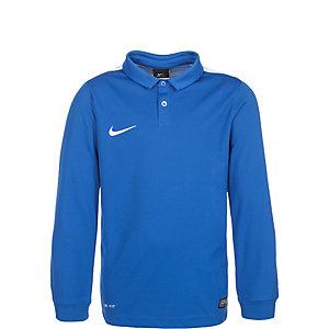 Nike Challenge Fußballtrikot Kinder blau / weiß