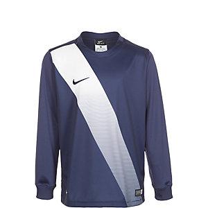 Nike Sash Fußballtrikot Kinder dunkelblau / weiß