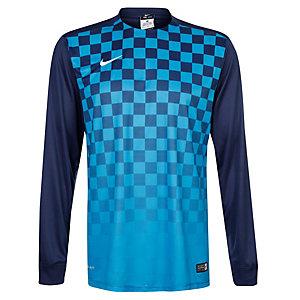 Nike Precision III Fußballtrikot Herren blau / hellblau