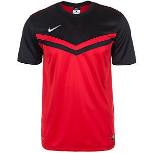 Nike Victory II Fußballtrikot Herren rot / schwarz