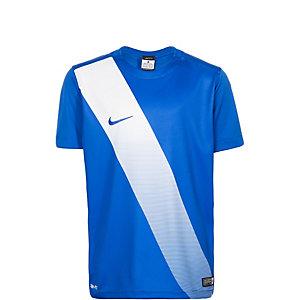 Nike Sash Fußballtrikot Kinder blau / weiß
